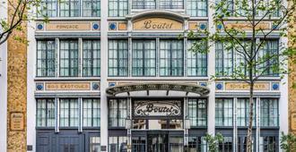 美憬阁索菲特巴黎巴士底布泰酒店 - 巴黎 - 建筑