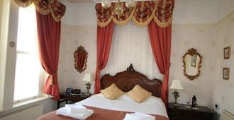 克兰利酒店 - 巴斯 - 睡房