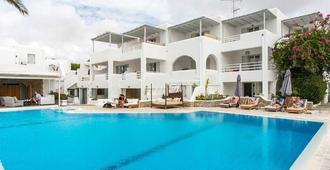 安德罗尼哥斯酒店 - 米科諾斯岛 - 建筑