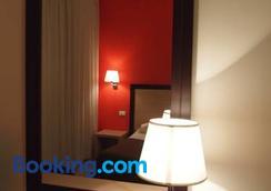 摩德诺酒店 - 特拉帕尼 - 睡房