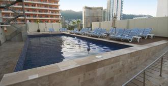 阿卡普尔科海岸酒店 - 阿卡普尔科 - 游泳池