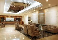 帕拉贡酒店 - 釜山 - 大厅