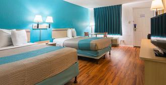 奥卡拉会议中心6号汽车旅馆 - 奥卡拉 - 睡房
