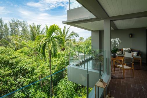 普吉岛拉扬安纳塔拉水疗度假村 - 邦涛海滩 - 阳台