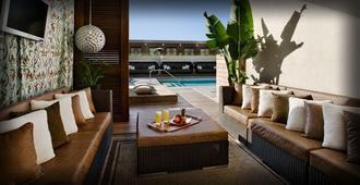 圣地亚哥硬石酒店 - 圣地亚哥 - 住宿设施