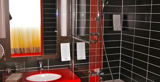萨尔茨堡阿梅迪亚艺术贝斯特韦斯特酒店 - 萨尔茨堡 - 浴室