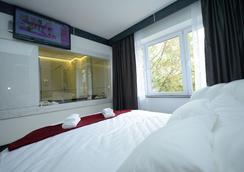 迪koka酒店 - 斯科普里 - 睡房