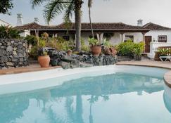 阿尔明达村舍酒店 - 圣克鲁斯-德拉帕尔马 - 游泳池