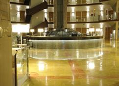 三苏普坎布里亚温泉酒店 - 雷阿尔城 - 柜台