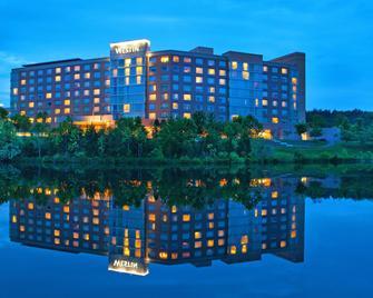 华盛顿杜勒斯机场威斯汀酒店 - 赫恩登 - 建筑