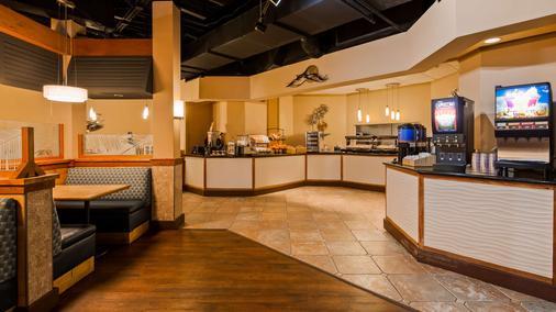 奥兰多关口贝斯特韦斯特酒店 - 奥兰多 - 自助餐