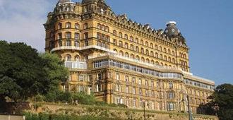 大不列颠斯卡伯勒豪华酒店 - 斯卡伯勒 - 建筑