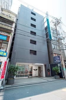 大阪心斋桥芬迪别墅酒店 - 大阪 - 建筑