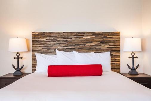 莫罗湾兰德恩酒店 - 莫罗贝 - 睡房