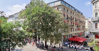 圣哥特哈尔德酒店 - 苏黎世 - 户外景观