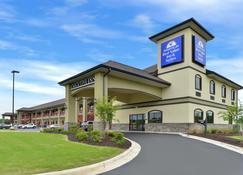 图珀洛美洲最佳价值酒店 - 图珀洛 - 建筑