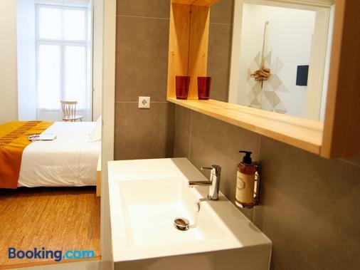 霍尔吉雅多酒店 - 里斯本 - 浴室