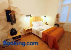 霍尔吉雅多酒店 - 里斯本 - 睡房