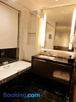 廣州白雲賓館 - 广州 - 浴室
