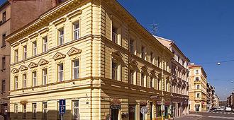 阿芒德蒙特公寓 - 布拉格 - 建筑