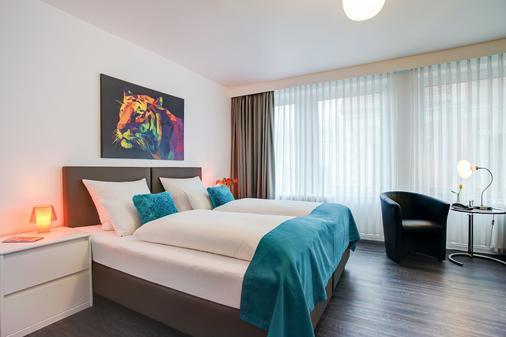 亚特兰大中心酒店 - 汉诺威 - 睡房