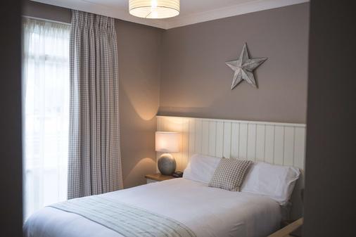 乔治酒店 - 贝斯特韦斯特辛尼雀精选系列 - 诺里奇 - 睡房