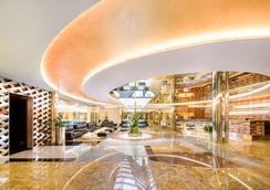 优思明酒店 - 布拉格 - 大厅