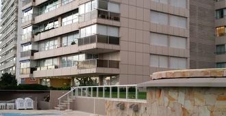 坦昆兰酒店 - 埃斯特角城 - 游泳池