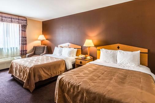 品质酒店 - 基林 - 睡房
