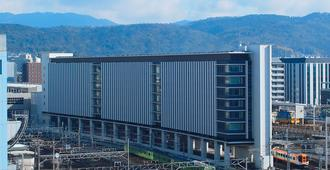 近铁京都站酒店 - 京都 - 建筑
