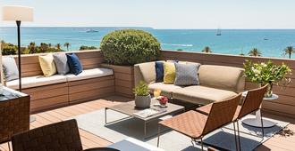 卡拉特拉瓦精品酒店 - 马略卡岛帕尔马 - 阳台