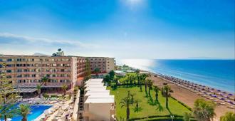 阳光海滩度假大厦 - Ialysos - 建筑