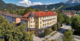 维尔季节酒店 - 加尔米施-帕滕基兴 - 建筑