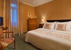 格雷斯酒店 - 布拉格 - 睡房