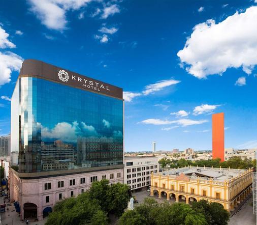 蒙特雷克里斯塔尔酒店 - 蒙特雷 - 建筑