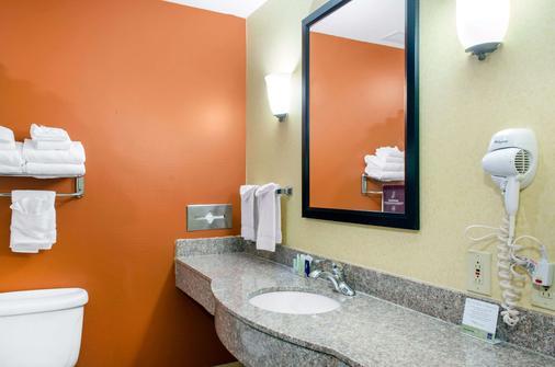 安眠套房酒店-蒙哥马利蔡斯东 - 蒙哥马利 - 浴室