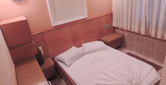 古亚奥纳酒店 - 圣保罗 - 睡房