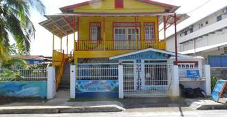 南海滩旅馆 - 青年旅舍 - 博卡斯-德尔托罗 - 建筑