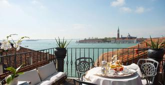 威尼斯大都市酒店 - 威尼斯 - 阳台