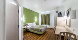 Motel 6 San Antonio South - 圣安东尼奥 - 睡房
