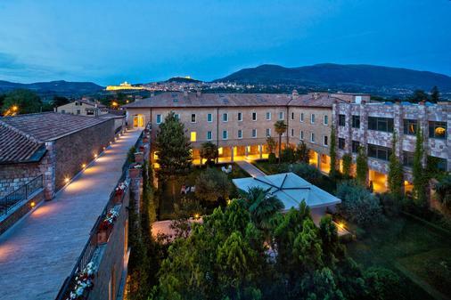 赛纳克罗酒店 - 阿西西 - 户外景观