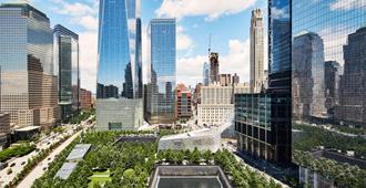 世界中心酒店 - 纽约 - 户外景观