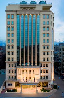 开罗巴塞罗金字塔酒店 - 开罗 - 建筑