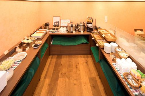 大阪wbf酒店-淀屋桥南 - 大阪 - 自助餐