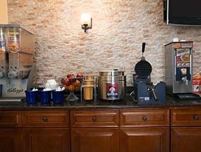 兰卡斯特荷兰郡戴斯酒店 - 让克 - 自助餐