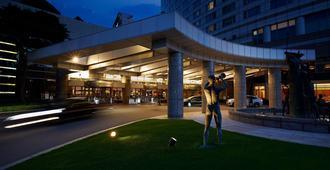 首尔世贸中心洲际酒店 - 首尔 - 建筑