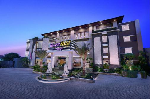 登巴萨圣探索酒店 - 库塔 - 建筑