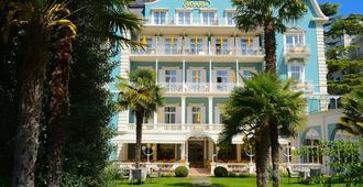 巴伐利亚酒店 - 梅拉诺 - 建筑