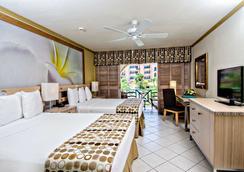 阿克拉海滩酒店 - 克赖斯特彻奇 - 睡房