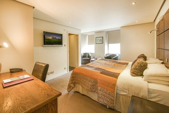 凯尔索女皇头酒店 - 凯尔索(苏格兰) - 睡房